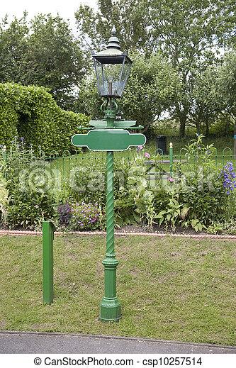 绿色, 电灯柱, 空, 签署素材摄影 - 搜索图片和照片剪