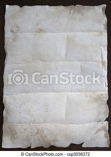羊皮紙 - csp3036372