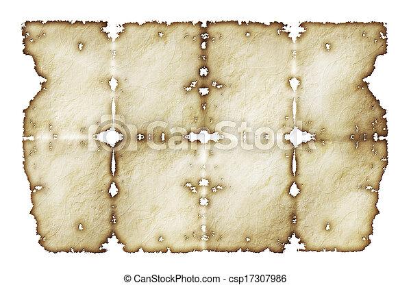 羊皮紙 - csp17307986