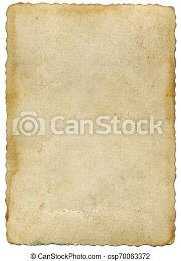 羊皮紙 - csp70063372