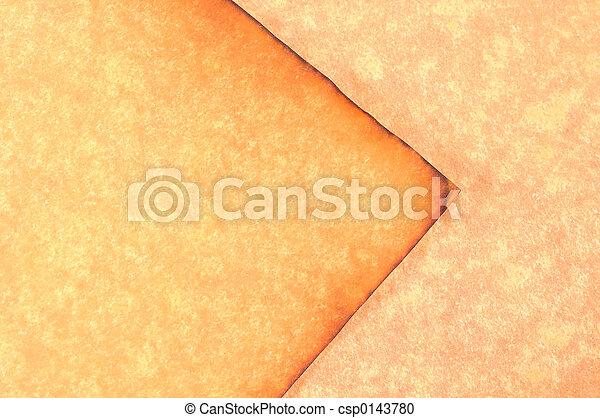羊皮紙, 背景 - csp0143780