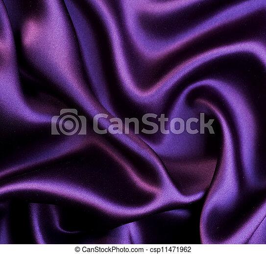 美しい, 最新流行である, 絹, すみれ - csp11471962