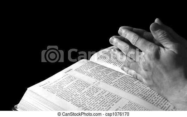 聖書 - csp1076170