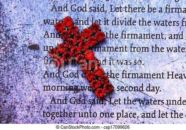 聖書, 古い - csp17099626