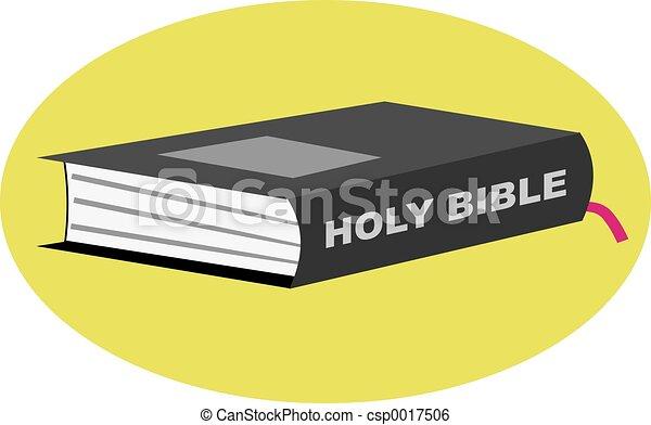 聖書, 神聖 - csp0017506
