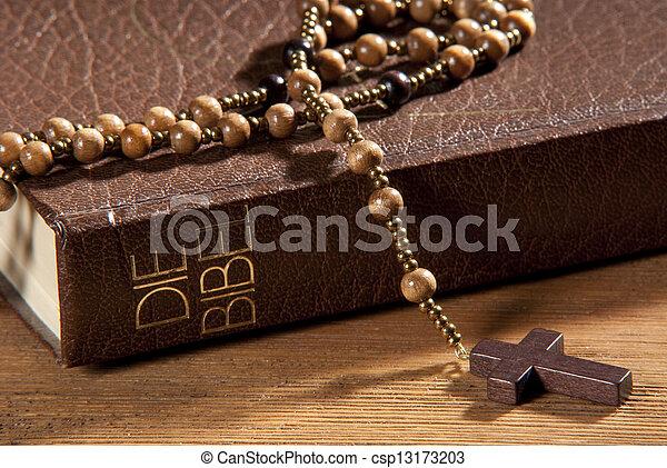 聖書, 神聖 - csp13173203