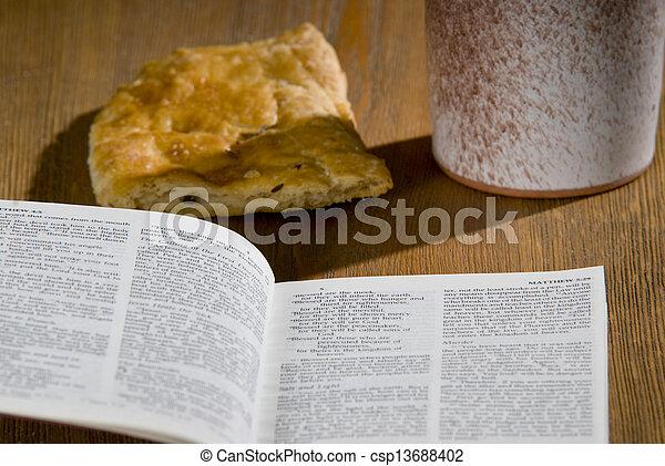 聖書, 神聖 - csp13688402
