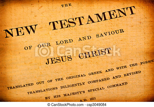 聖書, 神聖 - csp3049084