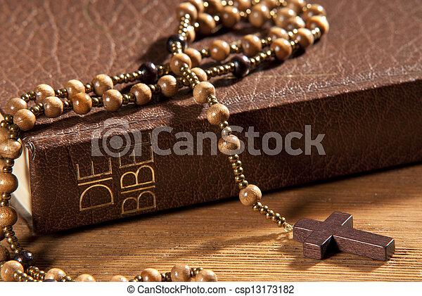 聖書, 神聖 - csp13173182