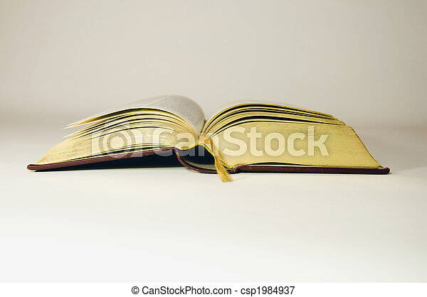 聖書, 神聖 - csp1984937