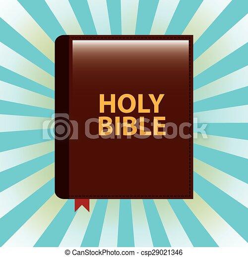 聖書 - csp29021346