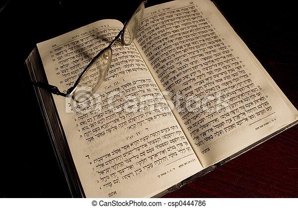聖經, 希伯來人 - csp0444786