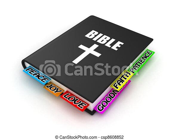 聖經 - csp8608852