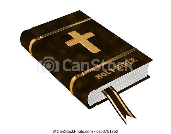 聖經 - csp8751252