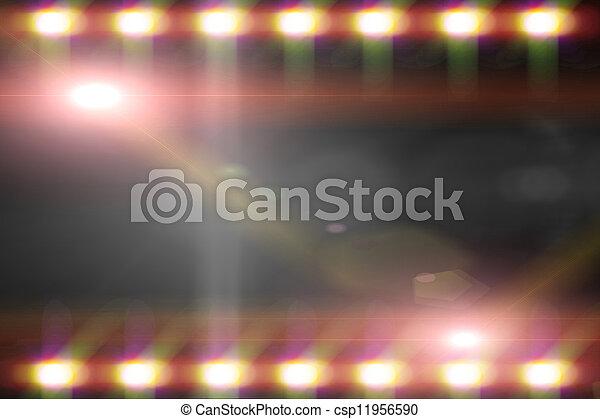 聚光燈 - csp11956590
