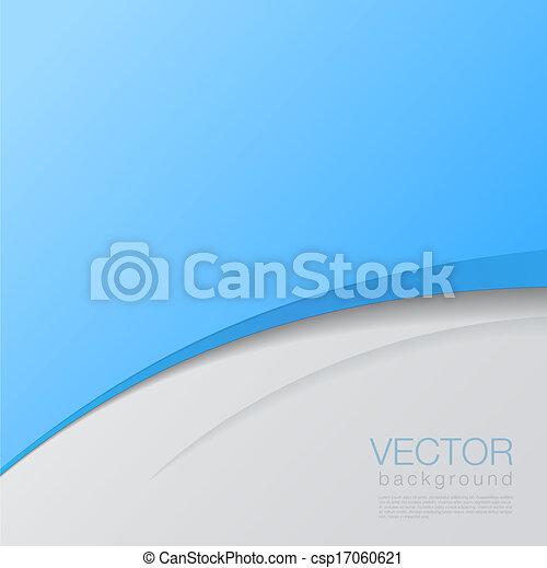背景, 抽象的, 創造的, デザイン, テンプレート, vector. - csp17060621