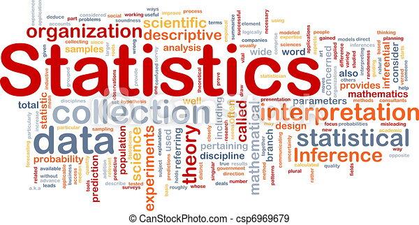 背景, 概念, 統計量 - csp6969679