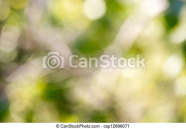 背景, 绿色 - csp12696071