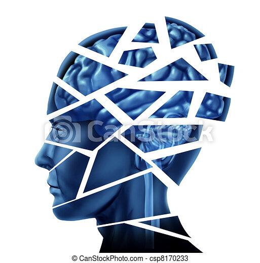 脳病気 - csp8170233