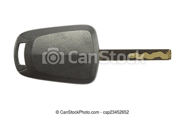 自動車のキー - csp23452652