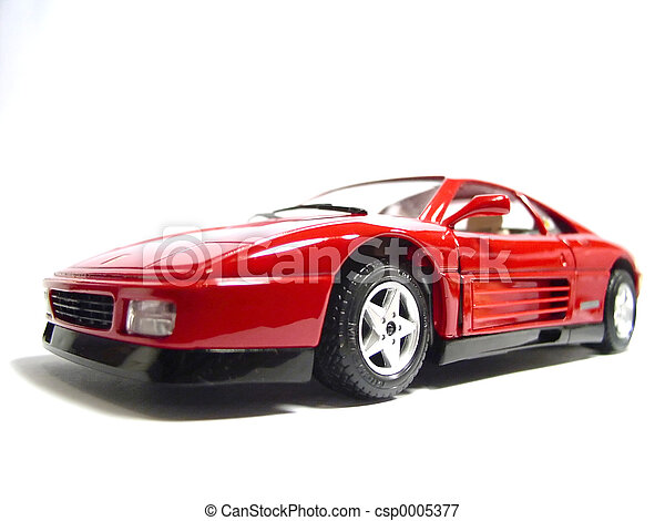 自動車, おもちゃ, -, ferrari - csp0005377