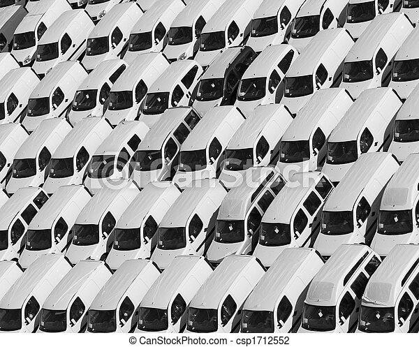 自動車, 背景 - csp1712552