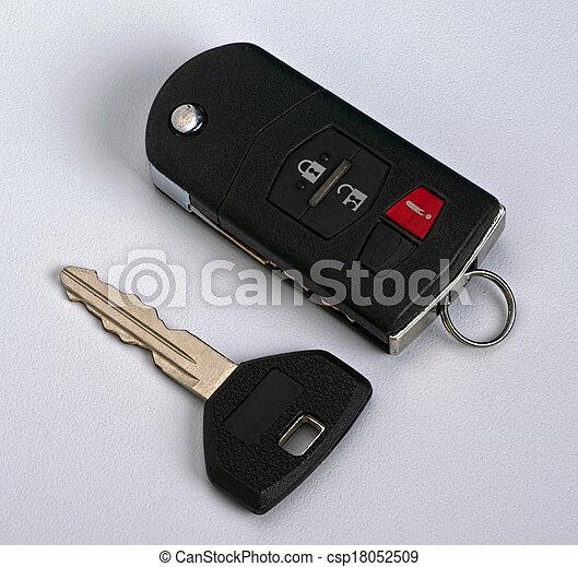 自動車, keys. - csp18052509