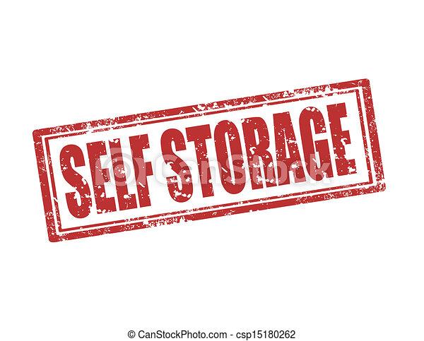 自己, storage-stamp - csp15180262
