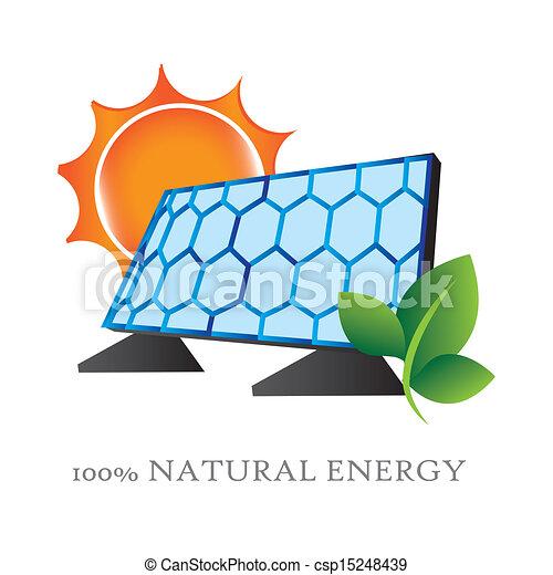 自然, エネルギー - csp15248439