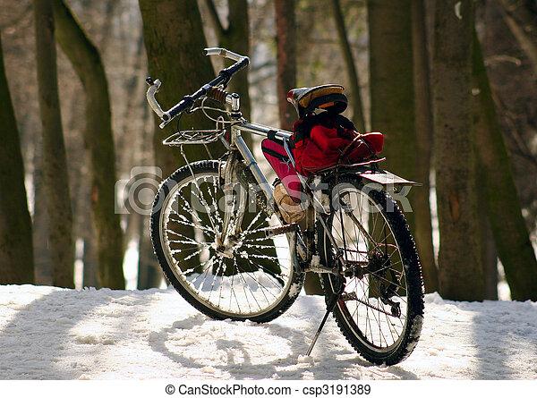自転車 - csp3191389
