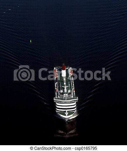 船, 空氣 - csp0165795