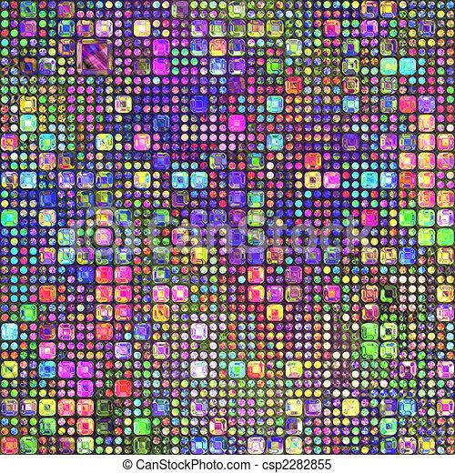 色の鉛筆, patternl - csp2282855