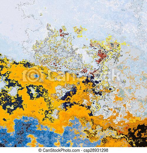 色, はねる - csp28931298
