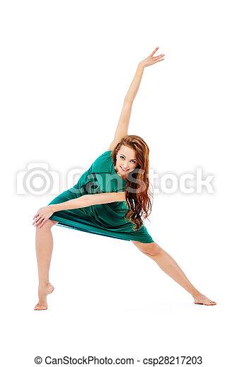 芭蕾舞, 藝術 - csp28217203