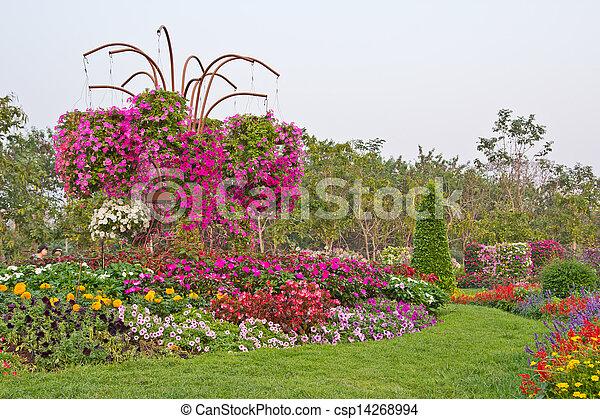 花园 - csp14268994