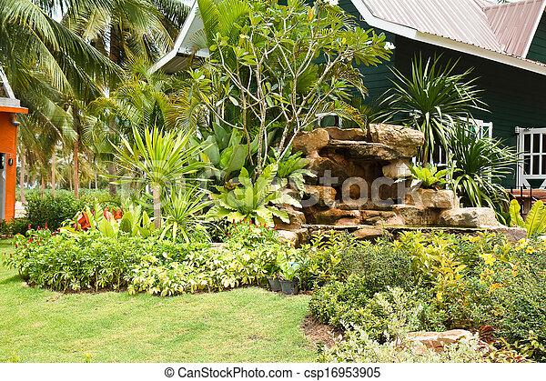 花园 - csp16953905