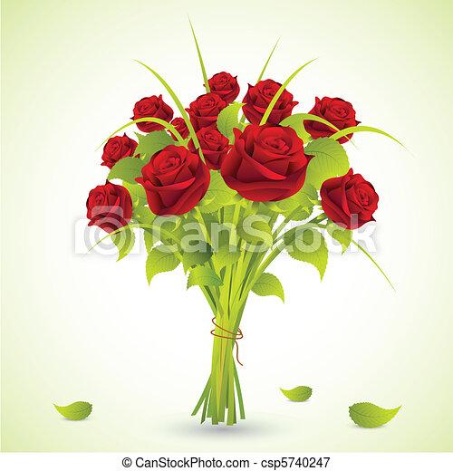 花束 ばら 花束 抽象的 イラスト ばら 背景 束