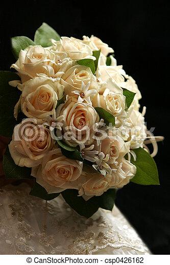 花束, 婚禮 - csp0426162
