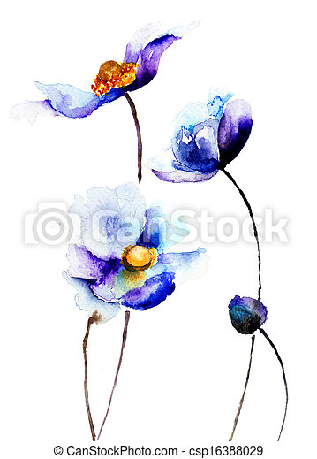 花, 春 - csp16388029