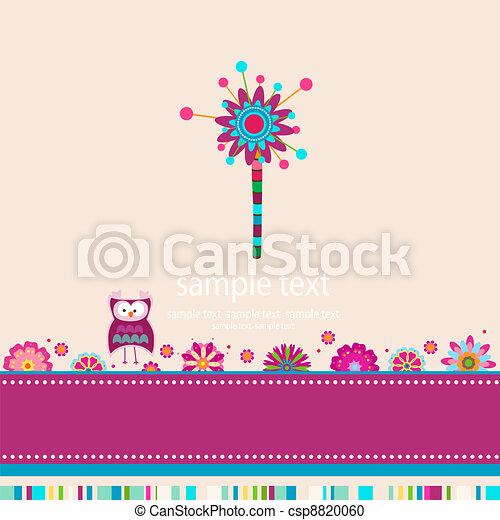 花, 木, 気まぐれ - csp8820060