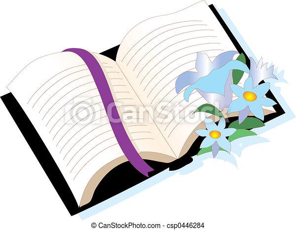 花, 聖書 - csp0446284