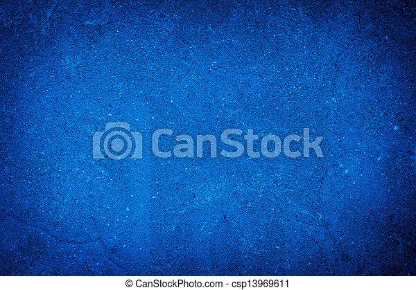 芸術, 広告, 抽象的, 優雅である, ペーパー, ブランク, ボーダー, テンプレート, 青, 網, キャンバス, レイアウト, 型, 手ざわり, ペンキ, 黒, 贅沢, グランジ, 暗い背景, パンフレット, 中心ライト, 招待, ∥あるいは∥ - csp13969611