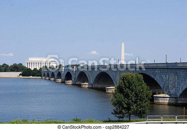 華盛頓特區 - csp2884227