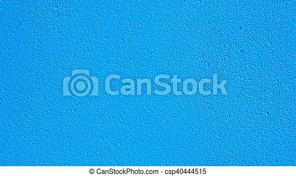 蓝的墙壁, 背景 - csp40444515