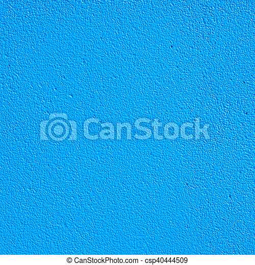 蓝的墙壁, 背景 - csp40444509
