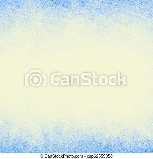 蓝色, 摘要, grunge, 背景 - csp62555358