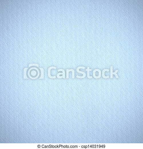 蓝色, 纸, 背景 - csp14031949