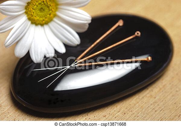 薬, 刺鍼術, 選択肢 - csp13871668