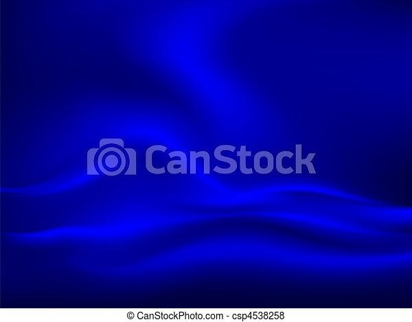 藍色, 背景 - csp4538258
