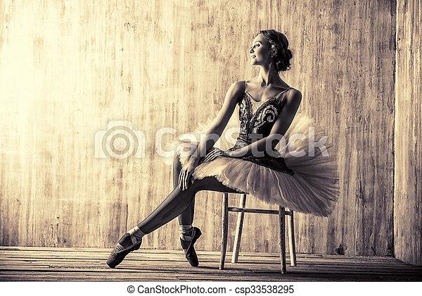 藝術, 跳舞 - csp33538295